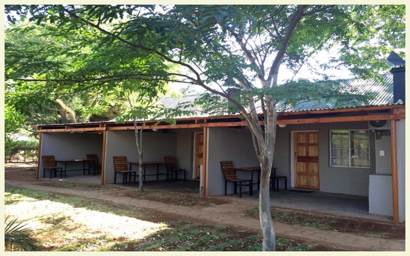 Baobab accommodation